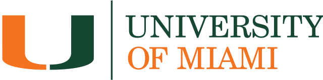 U Miami logo